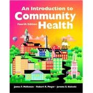 An Introduction to Community Health: Web Enhanced