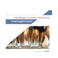 Strategic Human Resource Management, 4/E