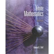 Finite Mathematics, 7th Edition