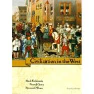 Civilization in the West (To 1715)