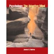 Psychology: The Adaptive Mind W/Infotrac