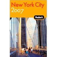 Fodor's New York City 2007