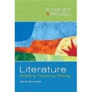 Literature Reading, Reacting, Writing (with Lit21 CD-ROM)