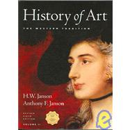 History of Art Vol. II, Revised w/CD-ROM & ArtNotes Vol. II Package