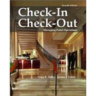 Check-In, Check-Out : Managing Hotel Operations