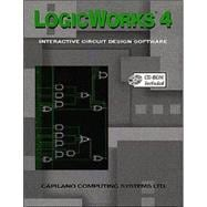 LogicWorks 4 : Interactive Circuit Design Software