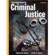 Introduction to Criminal Justice with Student Tutorial CD-ROM (Hardcover)