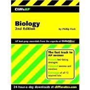 CliffsAP<sup>&#174;</sup> Biology, 2nd Edition