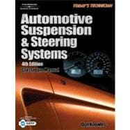 Today�s Technician Automotive Suspension and Steering Systems