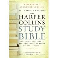 The Harpercollins Study Bible: New Revised Standard Version, With the Apocryphal/Deuterocanonical Books