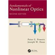 Fundamentals of Nonlinear Optics, Second Edition 9781498736831R