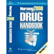 Nursing2008 Drug Handbook