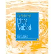 Prentice Hall Editing Workbook Value Pack (includes MyWritingLab Student Access& Writer's World: Paragraphs and Essays )
