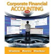 Corporate Financial Accounting, 11th Edition