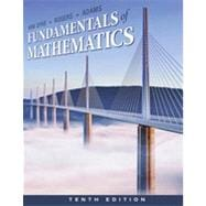 Fundamentals of Mathematics, 10th Edition