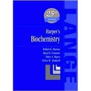 Harper's Biochemistry