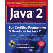 Sun Certified Programmer and Developer for Java 2 Study Guide (Exam 310-035 And 310-027)