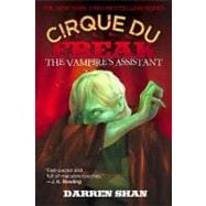 Cirque Du Freak #2: The Vampire's Assistant 9780316606844R