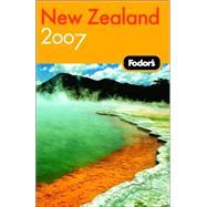 Fodor's New Zealand 2007