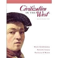 Civilization in the West, Combined Volume