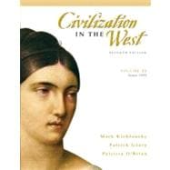 Civilization in the West, Volume 2 (since 1555)