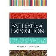 Patterns of Exposition Plus MyWritingLab -- Access Card Package