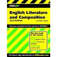 CliffsAP<sup>&#174;</sup> English Literature and Composition, 2nd Edition