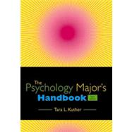 The Psychology Major's Handbook, 3rd Edition