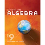 Intermediate Algebra, 9th Edition
