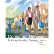 Consumer Behavior : Building Marketing Strategy (With DDB Needham Data Disk)