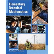Elementary Technical Mathematics