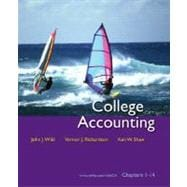 College Accounting (Chapters 1-14) with Circuit City Annual Report
