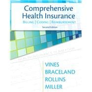 Comprehensive Health Insurance Billing, Coding & Reimbursement