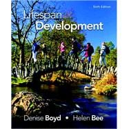 Lifespan Development Plus NEW MyDevelopmentLab with eText -- Access Card Package