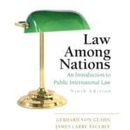 Law among Nations : An Introduction to Public International Law