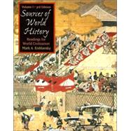 Sources in World History, Volume I