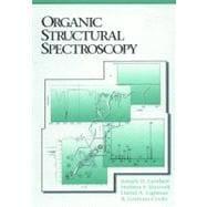 Organic Structural Spectroscopy