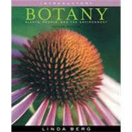 Introductory Botany: Plants, People, and the Environment, Media Edition, 2nd Edition