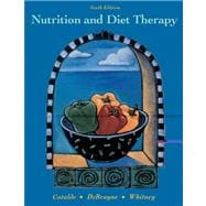 Nutrition and Diet Therapy (with InfoTrac and Online Study Guide Pin Code)