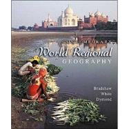 Contemporary World Regional Geography with Interactive World Issues CD-ROM and Map