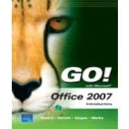 GO! with Office 2007 Introductory Voice EDDs Value Pack (includes GO! with Microsoft Office 2007 Introductory and myitlab for GO! with Microsoft Office 2007)
