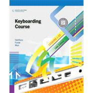 Keyboarding Course, Lessons 1-25, 18th Edition