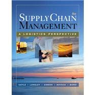 Supply Chain Management A Logistics Perspective (with Student CD-ROM)