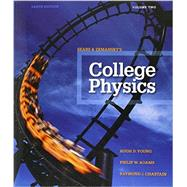 College Physics Volume 2 (Chs. 17-30)