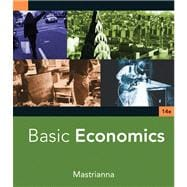 Basic Economics (with InfoTrac 1-Semester, Economic Applications Online Printed Access Card)