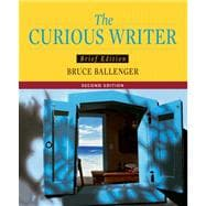 Curious Writer, Brief Edition Value Pack (includes Writer's FAQ's: A Pocket Handbook & MyCompLab NEW with E-Book Student Access  )