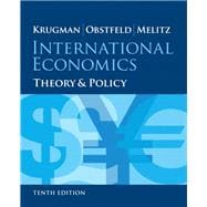 International Economics Theory and Policy Plus NEW MyEconLab with Pearson eText (2-semester access) -- Access Card Package