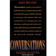 Conversations; Readings for Writing