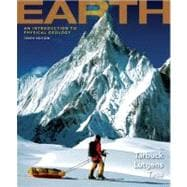 Earth: An Introduction to Physical Geology with MasteringGeology&#8482;