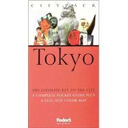 Fodor's Citypack Tokyo, 3rd Edition